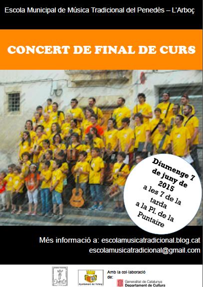 5a Mostra de Grups de Música del Baix Penedès
